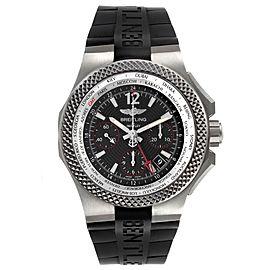 Breitling Bentley GMT Light Body B04 Titanium Mens Watch EB0433