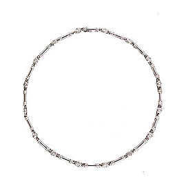 Scott Kay Platinum with 2.35ct. Diamond Necklace
