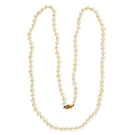 Vintage Estate 1960 Cultured Pearl Necklace