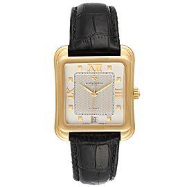 Vacheron Constantin Historiques Toledo 18K Yellow Gold Mens Watch 42100