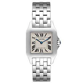 Cartier Santos Demoiselle Steel Midsize Ladies Watch W25065Z5
