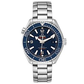 Omega Planet Ocean 39.5mm Steel Mens Watch 215.30.40.20.03.001