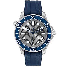 Omega Seamaster Diver Master Chronometer Watch 210.32.42.20.06.001