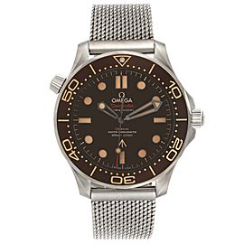 Omega Seamaster 300M 007 Edition Titanium Watch 210.90.42.20.01.001