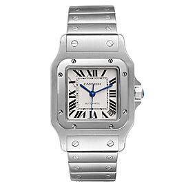 Cartier Santos Galbee XL Automatic Steel Unisex Watch