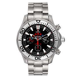 Omega Seamaster Regatta Racing Titanium Mens Watch 2269.50.00