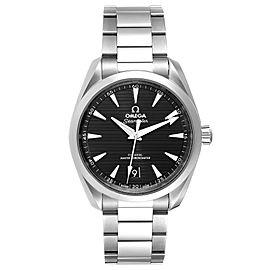 Omega Seamaster Aqua Terra Black Dial Watch 220.10.38.20.01.001
