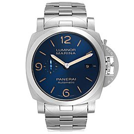 Panerai Luminor Marina 1950 Ginza Boutique Steel Watch PAM00958