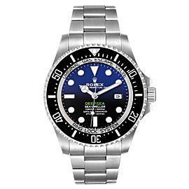 Rolex Seadweller Deepsea 44 Cameron D-Blue Dial Mens Watch 126660 Unworn