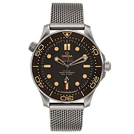 Omega Seamaster 300M 007 Edition Titanium Watch 210.92.42.20.01.001