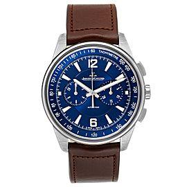 Jaeger Lecoultre Polaris Blue Dial Steel Watch 842.8.C1.s Q9028480