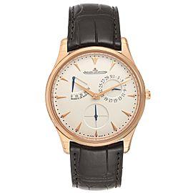 Jaeger Lecoultre Reserve De Marche Rose Gold Watch 176.2.38.S Q1372520