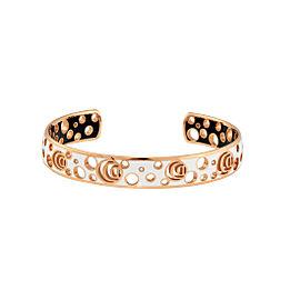 Damiani White Gold Diamond Damianissma Bracelet