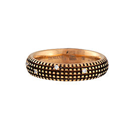Damiani 18k Rose Gold .07 CTW Diamond Metropolitan Dream Ring