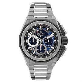 Zenith Defy Extreme El Primero Chrono Titanium Watch 95.9100.9004