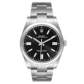 Rolex Oyster Perpetual 41mm Automatic Steel Mens Watch 124300