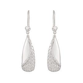 Di Modolo Sterling Silver .16 CTW Diamond Ricamo Earrings
