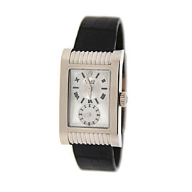 Rolex Cellini Prince 18K White Gold Manual Wind Mens Watch