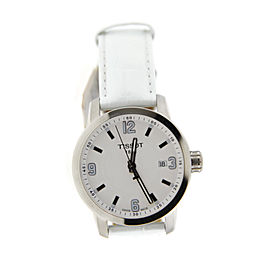 Tissot T055.410.16.017.00 T-Sport Stainless Steel Watch
