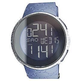 Gucci YA114208 Stainless Steel Quartz 49mm Mens Watch