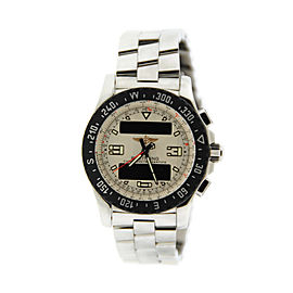 Breitling Airwolf Raven A7836434/G653 Stainless Steel Mens Watch