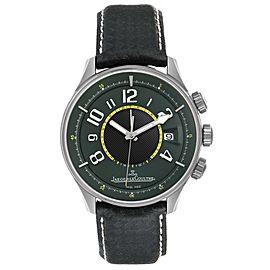 Jaeger Lecoultre Amvox 1 Aston Martin Titanium Watch 190.T.97 Q190T440