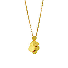 Bulgari 18K Yellow Gold Cicladi Large Necklace