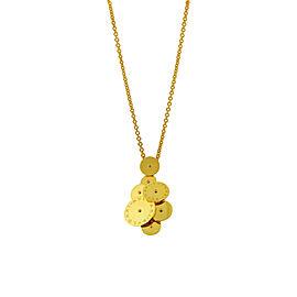 Bulgari 18K Yellow Gold Cicladi Large Necklace