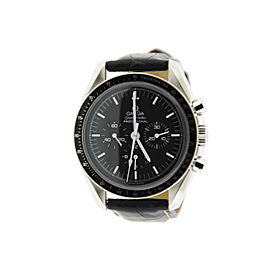 Omega Speedmaster Professional 1450022 Stainless Steel Mens 41mm Watch