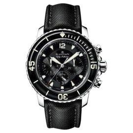 Blancpain Fifty Fathoms 5085F-1130-52 Stainless Steel & Carbon Fiber Automatic 45mm Mens Watch