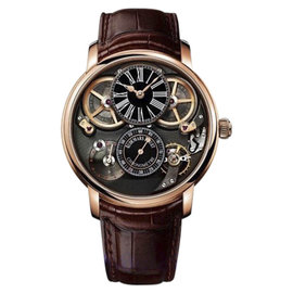 Audemars Piguet Jules Audemars Chronometer with Escapement 18K Rose Gold 46mm Watch