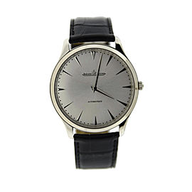 Jaeger LeCoultre Master Ultra Thin Q1338421 Stainless Steel 41mm Watch