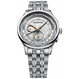 Maurice Lacroix MP6008-SS002-110 Stainless Steel 42mm Mens Watch