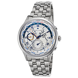 Maurice Lacroix MP6008-SS002-111 Stainless Steel 42mm Mens Watch