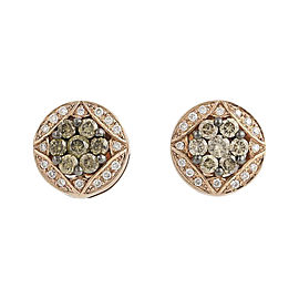 Le Vian 14K Rose Gold Diamond Stud Earrings