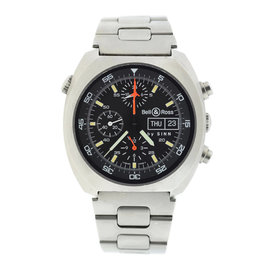 Bell & Ross By Sinn 140/42 43.5mm Mens Watch