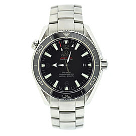 Omega Seamaster 222.30.42.20.01.001 Stainless Steel Black Dial Automatic 42mm Mens Watch