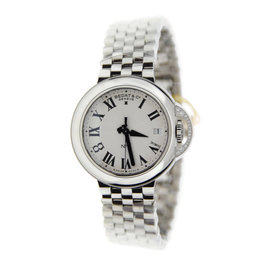Bedat & Co. No.8 828.020.600 Stainless Steel with Diamond Automatic 36.5mm Womens Watch