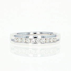 Diamond Wedding Ring Size 12