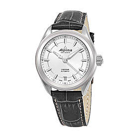 Alpina Comtesse AL-525SF2C6 Stainless Steel & Leather Automatic 34mm Womens Watch