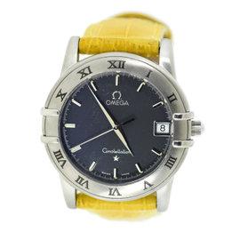 Omega Constellation Stainless Steel 34mm Unisex Watch