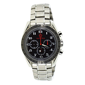 Omega Speedmaster Broad Arrow Olympic 3557.50 Stainless Steel 41mm Mens Watch