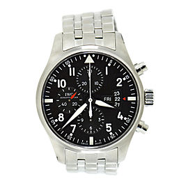 IWC Pilot IW377704 Stainless Steel Automatic 43mm Mens Watch