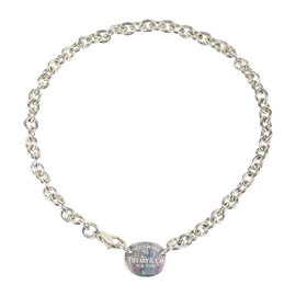 Tiffany & Co. Sterling Silver Please Return to Tiffany & Co. Tag Necklace