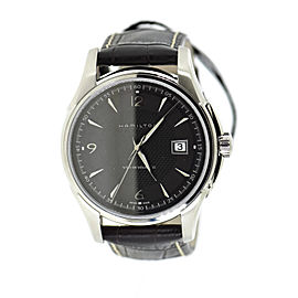 Hamilton Jazzmaster H32515535 Stainless Steel & Leather Automatic 40mm Mens Watch