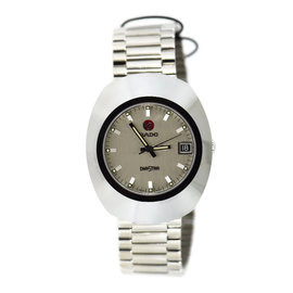 Rado Diastar R12417103 Stainless Steel Automatic Limited Edition 35mm Unisex Watch