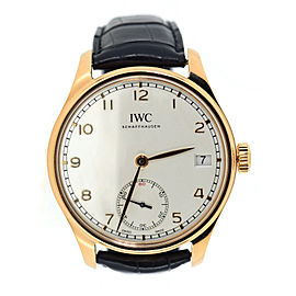 IWC Portuguese IW510204 43mm Mens Watch
