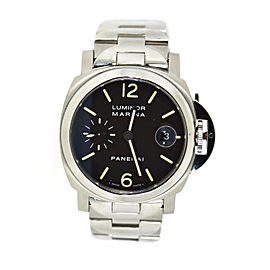 Panerai Luminor Marina PAM50 40mm Mens Watch