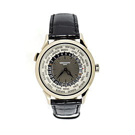 Patek Philippe World Time 5230G-001 38.5mm Mens Watch