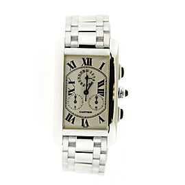 Cartier Tank Americaine W260334 26mm Unisex Watch